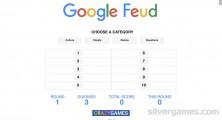 Google Feud: Searching Words