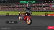 GP Moto Racing 2: Motocycle Selection