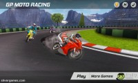 GP Moto Racing: Game