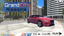 Grand City Missions: Menu
