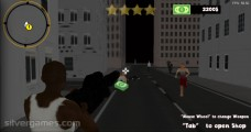 Grand Shift Auto: Gameplay Shooting For Money