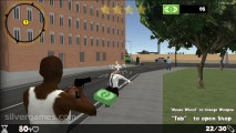 Grand Shift Auto: Gameplay Shooting Street