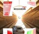 Gravity Driver: Gameplay Distance Car Obstacle