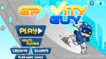 Gravity Guy: Menu