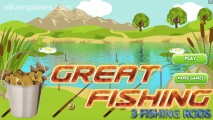 Great Fishing: Menu