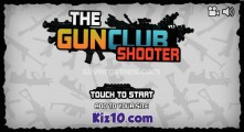 Gun Club Shooter: Menu