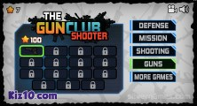 Gun Club Shooter: Gun Selection