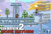 Gun Mayhem 2: Screenshot