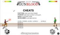 Gunblood: Cheats