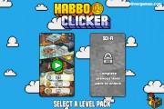 Habbo Clicker: Menu