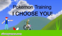 Happy Wheels: Pokemon Training