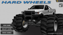 Hard Wheels: Menu