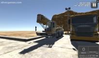 Heavy Crane Simulator: Vehicle