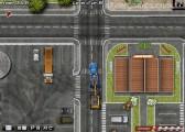 Schwerer Abschleppwagen: Gameplay Truck Parking
