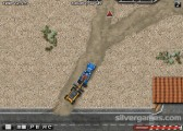 Heavy Tow Truck: Truck Trailer Driving