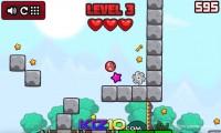 Heroball Adventures: Gameplay Platform Red Ball