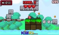 Heroball Adventures: Red Ball Jumpnrun