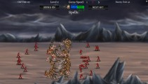 Heroes Battle: Gameplay Attacking Enemies