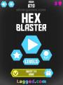 Hex Blaster: Menu