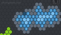 HexSweep.io: Strategy Game