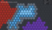 HexSweep.io: Minesweeper Fun
