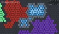 HexSweep.io: Gameplay Io Minesweeper