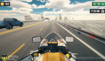 Highway Motorcycle Simulator: Gameplay