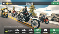 Highway Motorcycle Simulator: Motorcycle