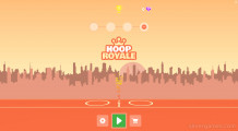 Hoop Royale: Menu Royale Hoops