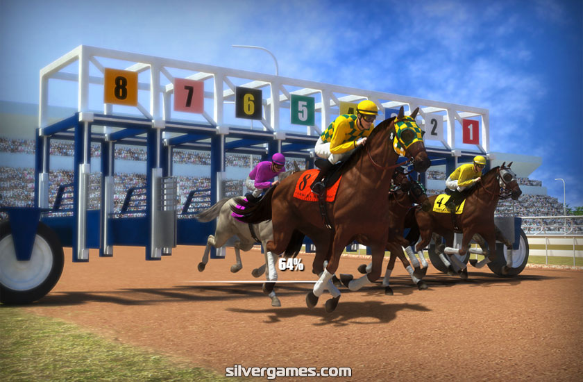 free online horse betting games