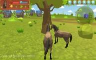 Horse Simulator: Gameplay Horses Family