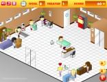 Hospital Frenzy 2: Gameplay Clinic