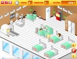 Hospital Frenzy 2: Hospital Gameplay Management