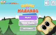 House Of Hazards: Menu