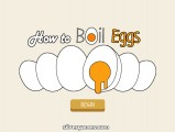 How To Boil Eggs: Menu