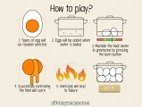 How To Boil Eggs: Gameplay How To Cook Eggs