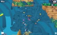 Hungry Shark Arena: Gameplay Fish Diving