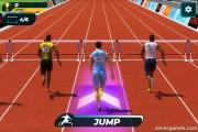 Hurdles: Running