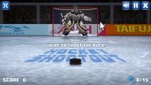 Хоккей На Льду Пенальти: Shootout Hockey