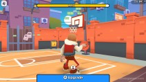 Idle Basketball: Menu Basketball