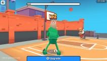 Idle Basketball: Playing Basketball Gameplay