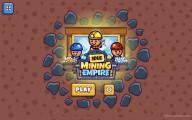 Idle Mining Empire: Menu
