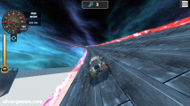 Impossible Cars Punk Stunt: Space Trail