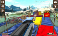 Impossible Train Simulator: Gameplay Train