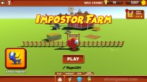 Impostor Farm: Menu