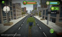 Incredible Monster: Gameplay Destroying City Gangsters