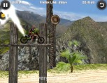 Infinite Bike Trials: Gameplay Motocycle