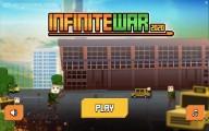 Infinite War 2020: Menu