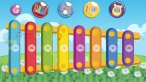 Instruments For Kids: Gameplay Xylophone