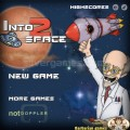 Into Space 2: Menu